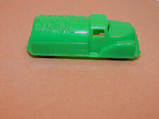 Renwal Green Gas Oil Truck no.148 over 3 inches  (11858)