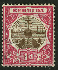 Bermuda  1906-10  Scott # 354  USED