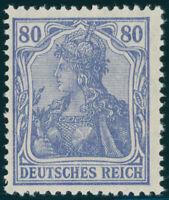 DR 1921, MiNr. 149 b II, tadellos postfrisch, gepr. Infla, Mi. 100,-