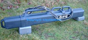 KIS Ski Tube Sportube S3, Fishing Rod  Ski Carrier, Ski Case [Ski Bag] - Black