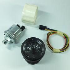 VDO la pressione dell'olio indicatore Kit Incl. donatori 10 bar m14x1,5 oil pressure gauge 12v