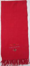 -Authentique Écharpe CHEVIGNON  laine/cachemire  TBEG  vintage Scarf 130 x 38 cm