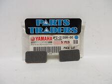 NOS Yamaha Damper Cover Set Of 2 Big Bear Seca Kodiak Moto 4 1983-1997
