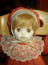 VINTAGE HORSMAN BABY DOLL 1960 ORIGINAL CLOTHES