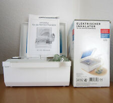 SCALA SC 110 Microplus Inhalator Inhalationsgerät Kompressor inkl. Zubehör OVP