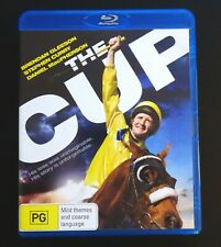 The Cup Blu-ray DVD 2012 Region B 1080P Widescreen (Australia, English) Bluray