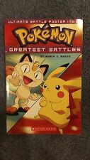 Pokemon Greatest Battles(Paperback)