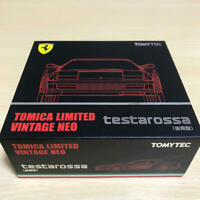 [ TOMICA LIMITED VINTAGE NEO 1/64 ] Ferrari Testarossa  (Red) from Japan 1723