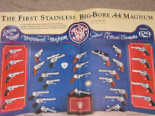 SHOOTING TIMES TEST CZ-75, S&W 629, NAVY ARMS SCHOFIELD