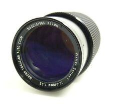 Objektiv Vivitar Series 70-210mm 1:3,5 - R 20