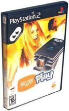 EyeToy: Play New Play Station 2, Video Games