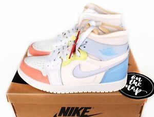 Nike Air Jordan 1 Retro High Zoom CMFT To My First Coach UK 7 US 8 New