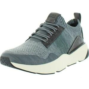 Cole Haan Zerogrand All Day Trainer Knit Gray Shoes Sneakers C29386 men 12 $220