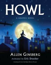 Howl: A Graphic Novel, Drooker, Eric, Ginsberg, Allen, Good Book