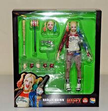 Mafex Harley Quinn Suicide Squad Medicom Action Figure DC Comics No. 033 - NEW