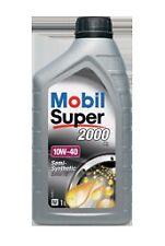 Olio Motore MOBIL Super 2000 10w40 lattina da 1 litro