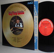 1977 BIG TINY LITTLE LP Golden Piano Hits Ex / M-
