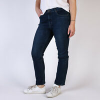 Levi's Classic Gerade Blau Damen Jeans DE 40 / US W33 L30