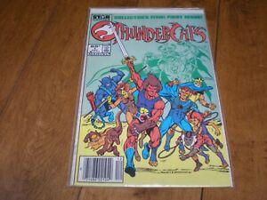Thundercats #1 (1985 Series) STAR/Marvel Comics Jim Mooney VF/NM