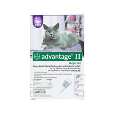 Advantage Flea Control for Cats and Kittens Over 9 lbs 4 Month Supply Treatment