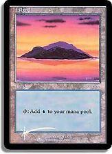 MTG 1x ISLAND - Beta *Arena 2002 FOIL SL*