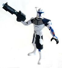 Star Wars Clone Commander Rex De 10 Pulgadas Gran Figura Con Sonido Fx