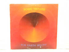 "Robin Trower - For Earth Below 12"" Lp 1975"