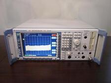 Rohde & Schwarz FSU26 20 Hz - 26.5 GHz Spectrum Analyzer w/ Options K5/K72/K74