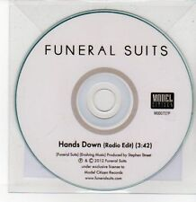 (DQ506) Funeral Suits, Hands Down - 2012 DJ CD