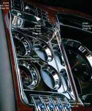 Kenworth W900 T800 T660 C500 2006+ Stainless Steel Left Dash Gauge Panel Trim