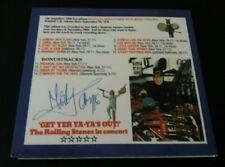 THE ROLLING STONES.SIGNED BY JAGGER!!! GET YER YA- YA'S OUT! .UNOFFICIAL