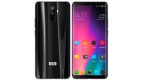 "Elephone U 6/128GB Smartphone Octa Core 5.99"" Curved Amoled Screen Dual SimUK"