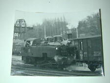TRAIN LOCOMOTIVE  MAUBEUGE 1960, 050 TQ photo photographie