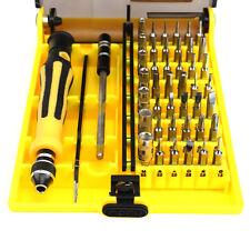 45in 1 Feinmechanik Schraubenzieher Satz Uhrmacher Set Torx Mini Schrauben Heiß