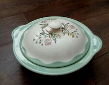More details for vintage 1930s royal staffordshire clarice cliff covered serving tureen floral