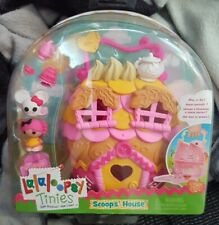 Lalaloopsy Mini House( scoops house)*NEW*