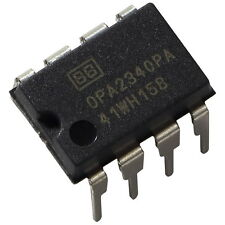 OPA2340PA Burr Brown Op-Amplifier 5,5MHz 6V/µs Dual Single-Supply OpAmp 855978