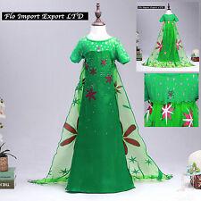 Frozen Fever - Vestiti Carnevale Elsa - Dress up Costumes Frozen Fever 789054