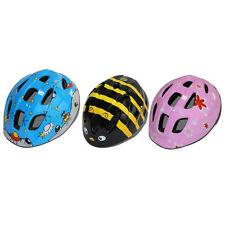 Pedal Nation Kids Toddler Baby Bike Helmet Size 52cm - 56cm Pink Flowers Blue Sp