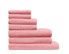 7 Pieces Luxury Bath Towel Set - 100% Worldwide Renowned Turkish Cotton-550 GSM