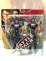 WWE WWF Battle Pack The Outsiders Scott Hall Kevin Nash Figure Set Mattel 2016