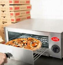 Countertop Pizza Oven Snack Cooker Stainless Steel Kitchen Commercial Toaster