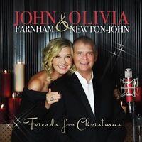 JOHN FARNHAM & OLIVIA NEWTON-JOHN FRIENDS FOR CHRISTMAS CD NEW