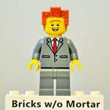 New Genuine LEGO President Business Minifig The Lego Movie 70818