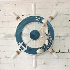 Maritime Anhänger Steuerrad Schiff Lenker Lenkrad Rudder Ornament Für deko