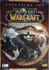 Video Game Gaming Promo Poster World of Warcraft Mists of Pandaria