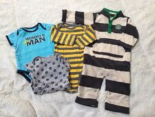 Baby Boy 9 Month Carters Lot