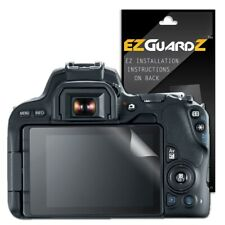 6X EZguardz Ultra Clear Screen Protector Cover HD 6X For Canon EOS Rebel SL2