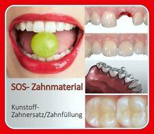 200x=5g Füllmaterial zahnkrone brücke Zahn Füllung Pflege weiß kein Zement schön