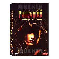 CANDYMAN 2 (Farewell To The Flesh) (1995) DVD - Tony Todd (*New *All Region)